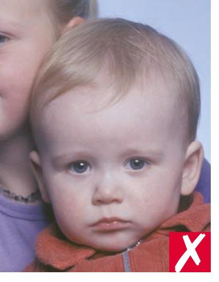 Фото детей на шенген