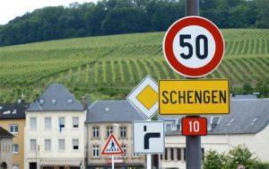 Поездка в шенгенские страны