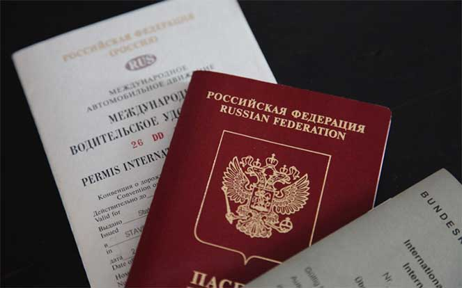 В каких странах понадобятся водительские права международного образца