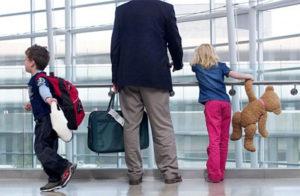 переехать в Канаду с детьми