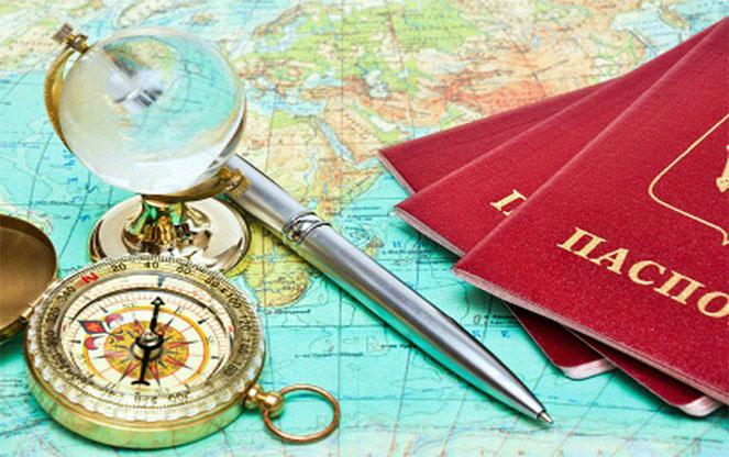 За границу без визы