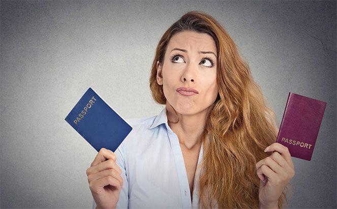 Подданство или гражданство