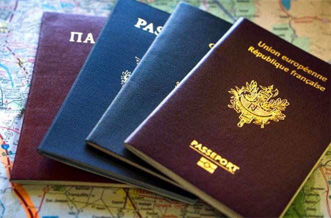 Несколько паспортов