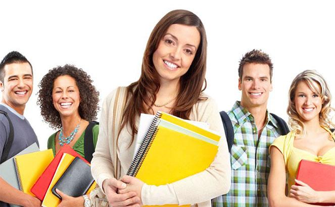 Студенты за границей