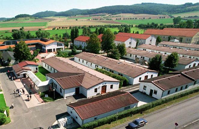 Германский лагерь Фридланд