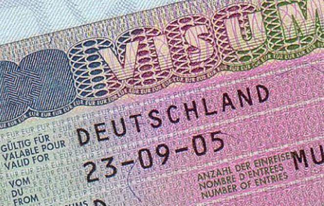 Виза в Германию для россиян в 2019 году