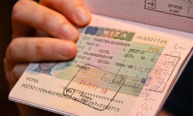 Оформление шенгенской визы в Калининграде
