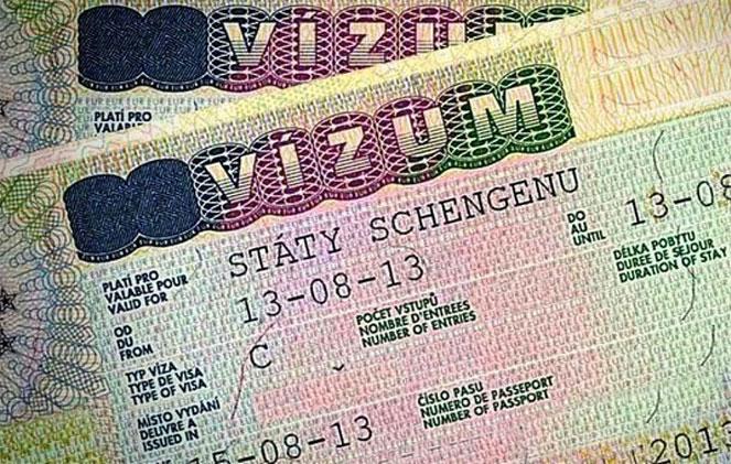 Получение белорусами шенгенской визы в  2018  году