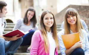 Студенты в Германии