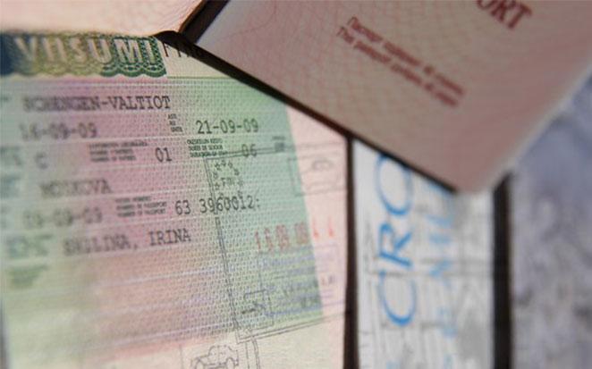 Оформляем визу в Германию