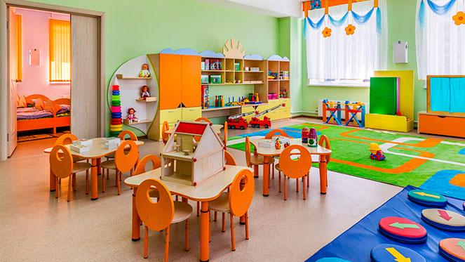 Стоимость детского сада в Польше