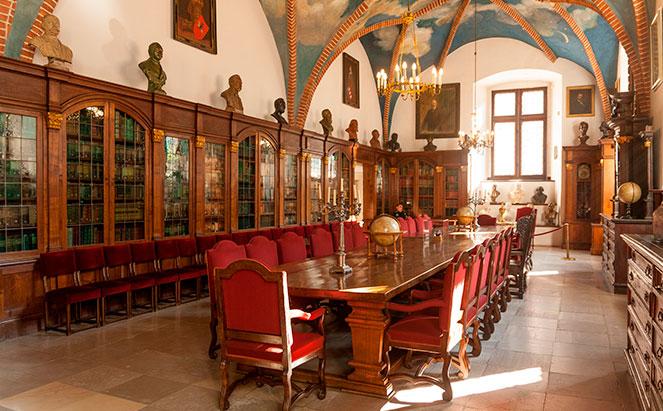 Факультеты Ягеллонского университета