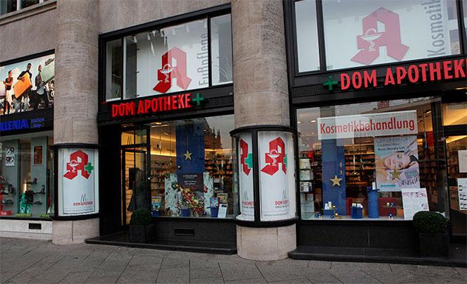 Аптеки в Германии