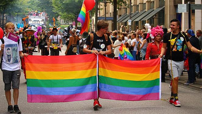 Легализация закона об однополых браках в Германии
