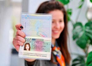 Как и где получить визу Van der Elst visa