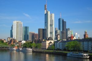 Жизнь во Франкфурте-на-Майне