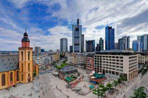 Франкфурт-на-Майне в Германии