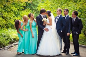 свадьба во Франции в замке