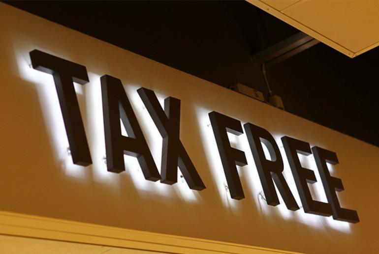 Как оформить в Германии tax free в  2021  году