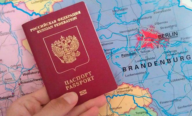 С визой какой страны можно въехать в Германию