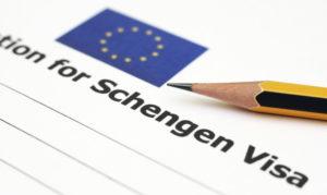 заявление на получение шенгенской визы в Латвию