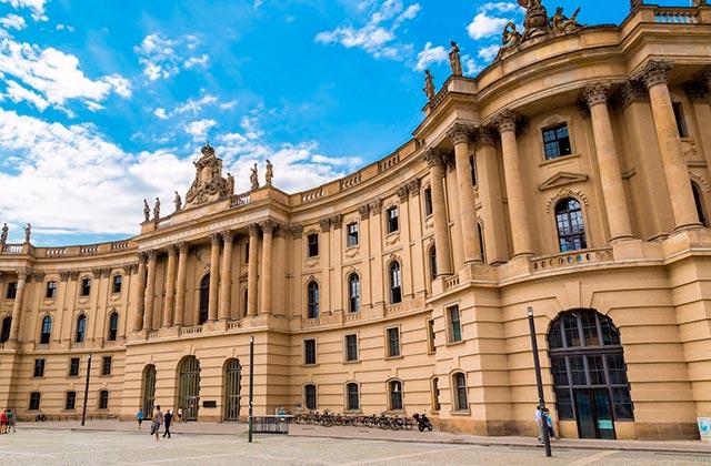 Европейское высшее образование в Берлинском университете имени Гумбольдта в  2019  году