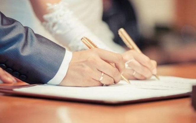 Регистрация брака с гражданами израиля медицинская книжка войковская