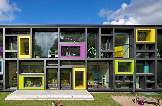 Детские сады в Германии
