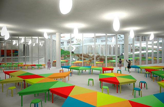Виды детских садов в Германии