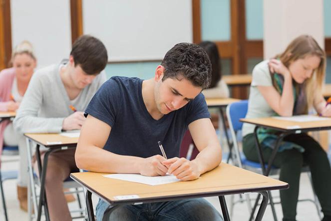 Экзамен Дрезденского технического университета