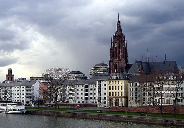 Франкфуртский собор Кайзердом