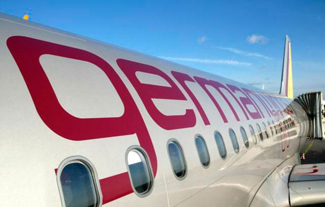 Бюджетная авиакомпания Germanwings
