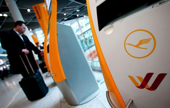 Особенности обслуживания Germanwings