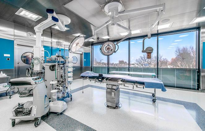 Оборудование клиник Эссена