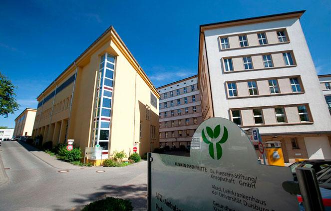 Медицинский центр Эссен-Митте