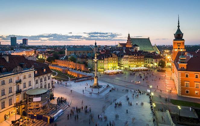 Коммерческая недвижимость в Польше