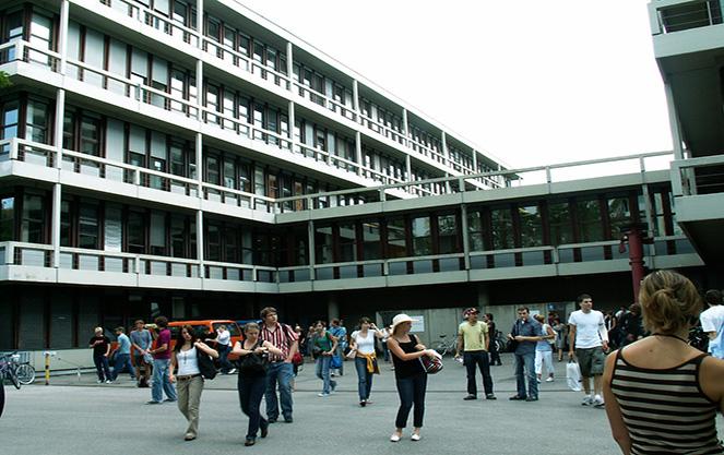 Корпус Мюнхенского университета Людвига-Максимилиана