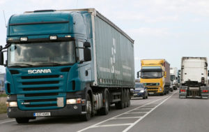 Налоги для грузовиков