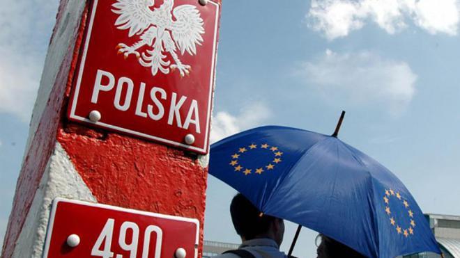 Оформление визы в Польшу г