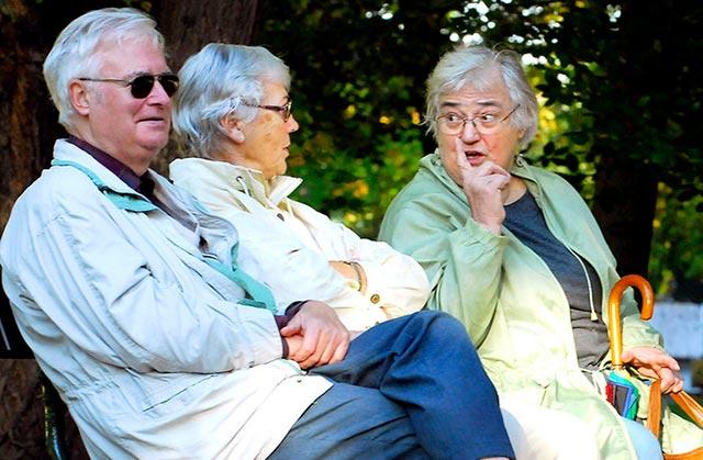 Возраст для выхода на пенсию в Германии