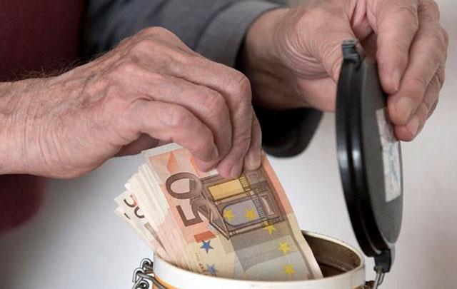 Размер средней пенсии в Германии