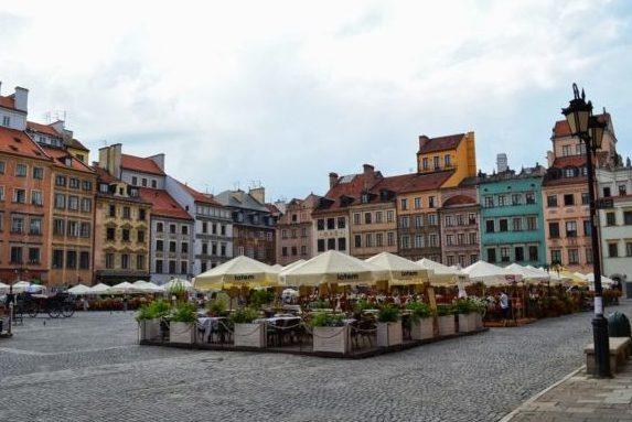 Заработать в Варшаве