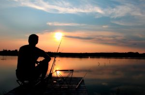 Места для ловли рыб в Германии