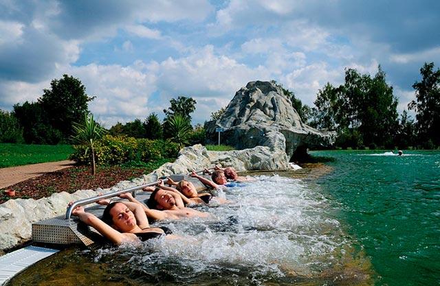 Климатические курортные центры Германии
