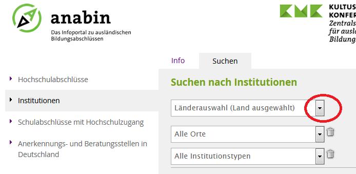 Проверка аккредитации ВУЗа в Германии