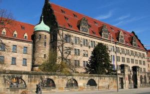 Немецкие дворцы правосудия