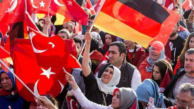 Турецкая диаспора в ФРГ