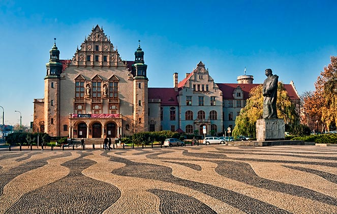 Университеты в Познани