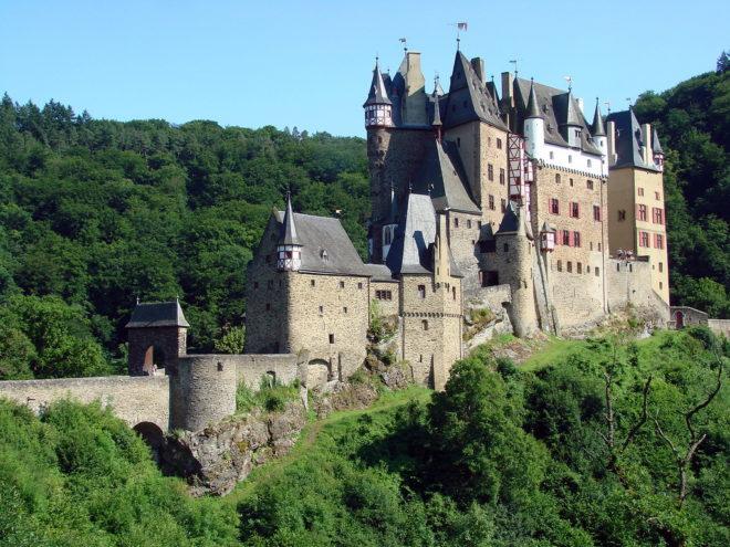 Замок Эльца