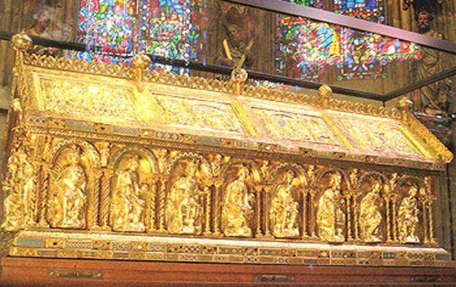 Могила императора Карла Великого